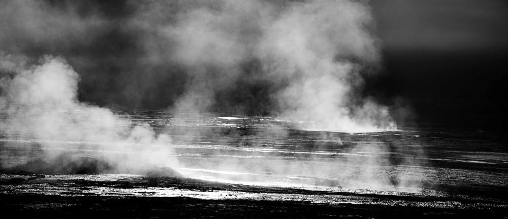 Atacama Geysers I (Patagonia & Atacama)