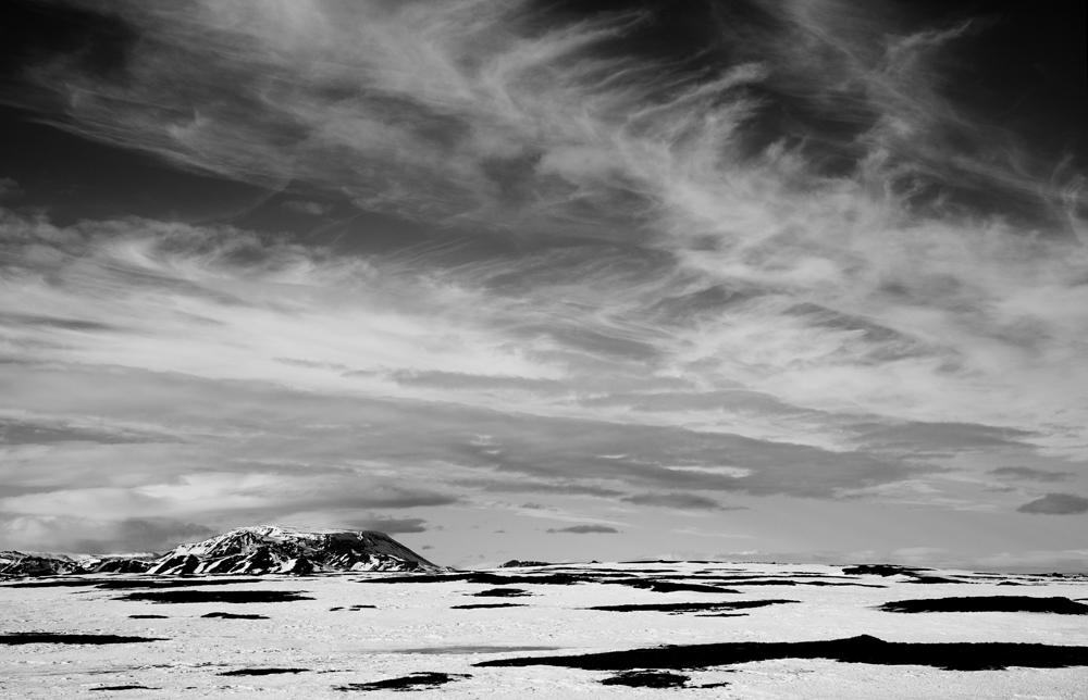 Big Sky, Iceland, 2016