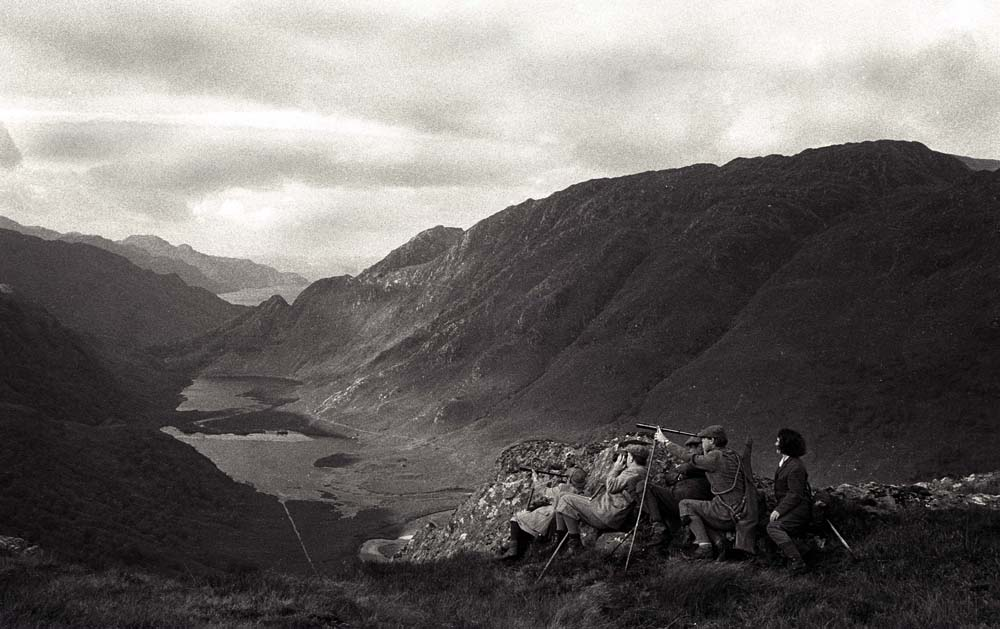Spying into Arnisdale
