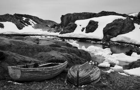 Horseshoe Island, Antarctica, 2012