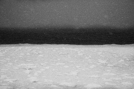Crossing the Line, Antarctica, 2012
