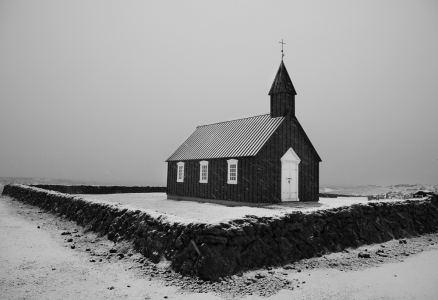 Church II BUDHI, Iceland, 2016