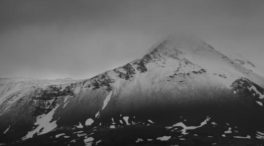 Mountain, Iceland, 2016