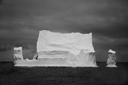 Ice House I, Antarctica, 2012